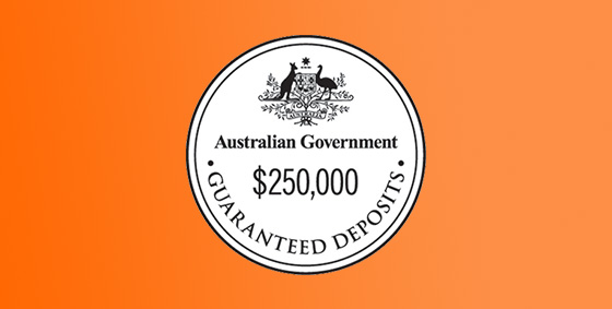 Australian Government Guarantee