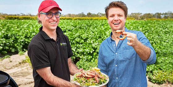 Farm to Fork - Channel 10