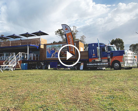 Rabo Truck in Burdekin