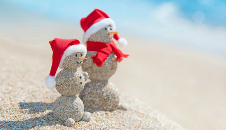 Affordable Christmas holidays in the sun to make you smile