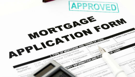 What to consider before completing a mortgage application form