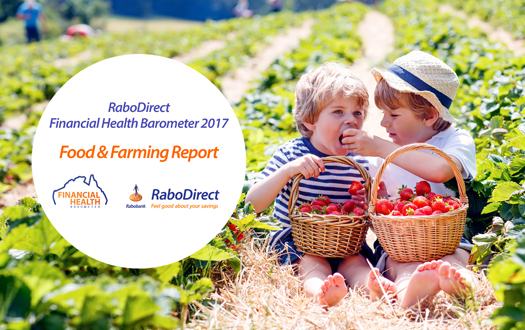 FHB Food and Farming report cover